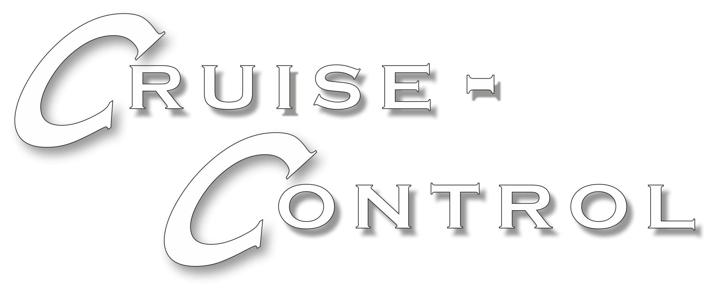 Fahrschule Cruise-Control